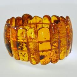 Ægte Rav armbånd / Real Amber Bracelet / Echte Bernstein Armband 38