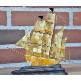 Rav Skibet / Amber ship