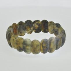 Ægte Rav armbånd / Real Amber Bracelet / Echte Bernstein Armband 47