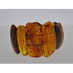 Ægte Rav armbånd / Real Amber Bracelet / Echte Bernstein Armband 58