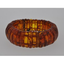 Ægte Rav armbånd / Real Amber Bracelet / Echte Bernstein Armband 64