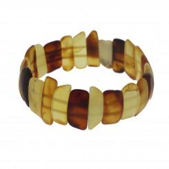 Ægte Rav armbånd / Real Amber Bracelet / Echte Bernstein Armband 85