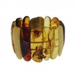 Ægte Rav armbånd / Real Amber Bracelet / Echte Bernstein Armband 37