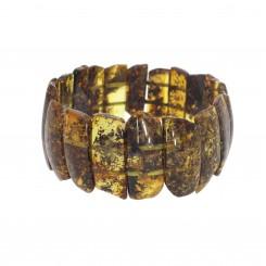 Ægte Rav armbånd / Real Amber Bracelet / Echte Bernstein Armband 61