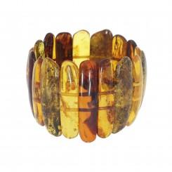 Ægte Rav armbånd / Real Amber Bracelet / Echte Bernstein Armband 63