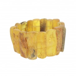 Ægte Rav armbånd / Real Amber Bracelet / Echte Bernstein Armband 65
