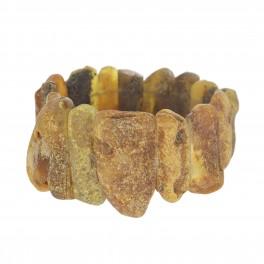 Ægte Rav armbånd / Real Amber Bracelet / Echte Bernstein Armband 66