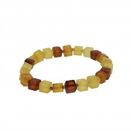 Ægte Rav armbånd / Real Amber Bracelet / Echte Bernstein Armband 69