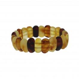 Ægte Rav armbånd / Real Amber Bracelet / Echte Bernstein Armband 71