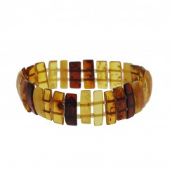 Ægte Rav armbånd / Real Amber Bracelet / Echte Bernstein Armband 75
