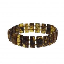 Ægte Rav armbånd / Real Amber Bracelet / Echte Bernstein Armband 67