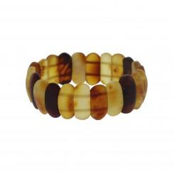 Ægte Rav armbånd / Real Amber Bracelet / Echte Bernstein Armband 86