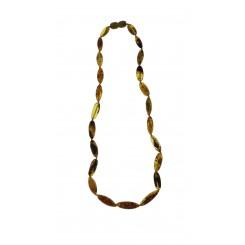 Ægte Rav kæde / Real Amber Necklaces / Echte Bernstein Kette NCK00018