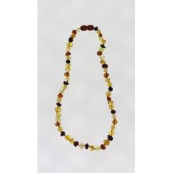 Børnekæde / Baby Amber Necklaces 32 cm